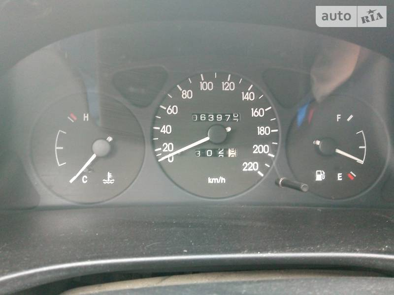 Daewoo Sens 2007 в Запорожье