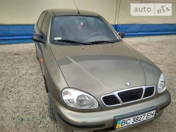 Daewoo Sens 2006 в Львове