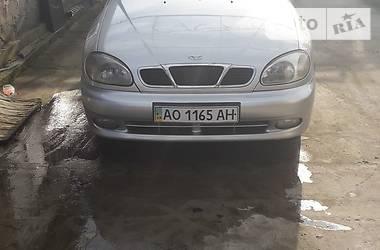 Daewoo Sens 2006 в Хусте