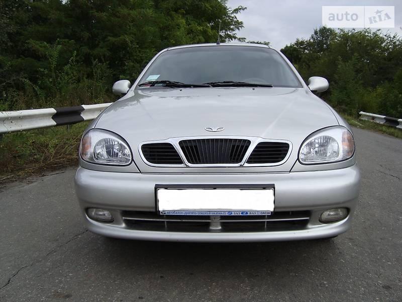 Daewoo Sens 2004 в Вольногорске