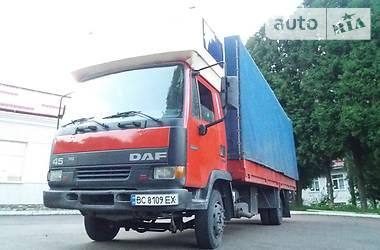 DAF 45 1998 в Львове