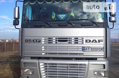 DAF 95 2000 в Ивано-Франковске