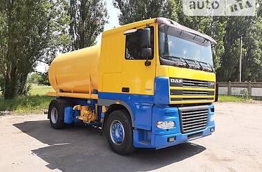 Машина  асенізатор (вакуумна) DAF 95 2006 в Білгороді-Дністровському