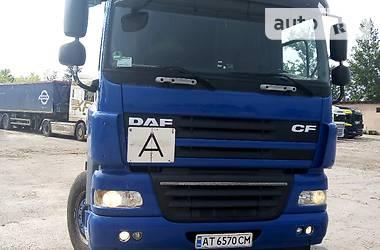 DAF CF 85 2007 в Ивано-Франковске