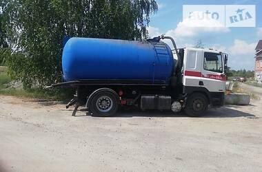 Машина  асенізатор (вакуумна) DAF CF 85 1997 в Василькові