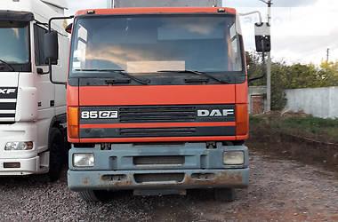 Daf CF 2001 в Чернигове