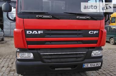 DAF CF 2008 в Чернівцях