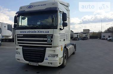 DAF FT XF 105 2011 в Ірпені