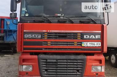 DAF FX 2002 в Черновцах