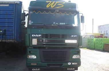 DAF XF 2003 в Любомлі