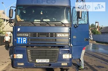 Daf XF 2003 в Ивано-Франковске