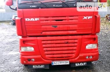 DAF XF 2007 в Иршаве