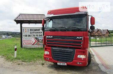 DAF XF 2011 в Львове