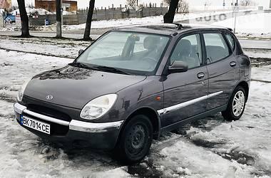 Daihatsu Sirion 2001 в Ровно