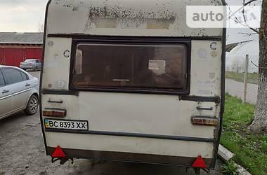 Dethleffs Caravans 1981 в Червонограде