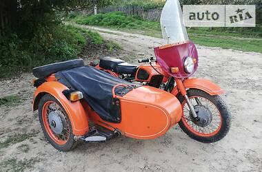 Мотоцикл Классик Днепр (КМЗ) 10-36 1978 в Виньковцах
