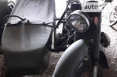 Мотоцикл с коляской Днепр (КМЗ) Днепр-11 1991 в Пологах
