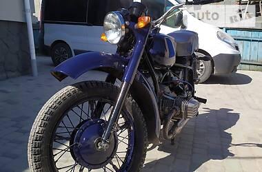 Мотоцикл с коляской Днепр (КМЗ) Днепр-11 1989 в Залещиках