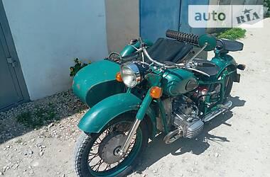 Мотоцикл с коляской Днепр (КМЗ) МТ-9 1972 в Тернополе