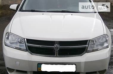 Dodge Avenger 2008 в Луганске