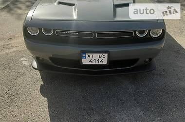 Dodge Challenger 2018 в Ивано-Франковске