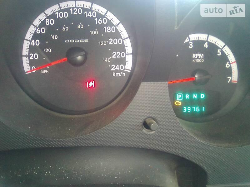 Dodge Nitro 2007 в Львові