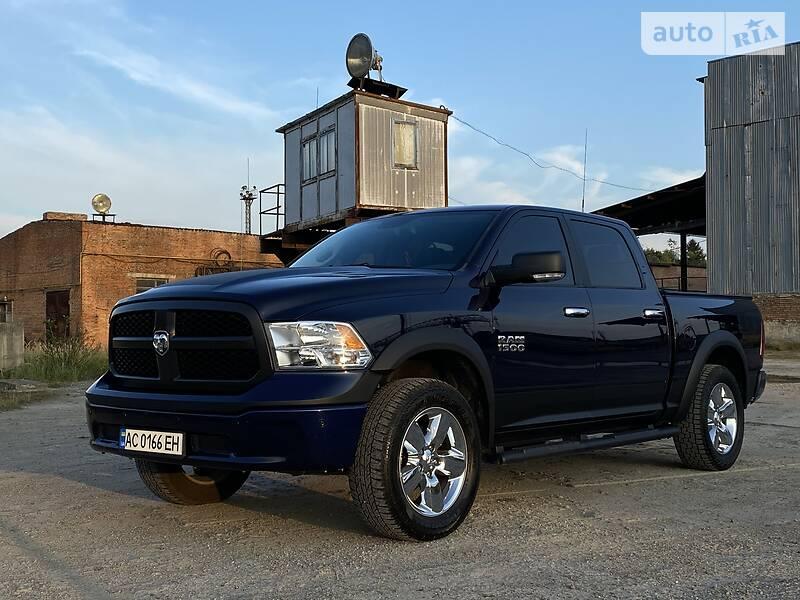 Dodge RAM 1500 2016 в Ровно
