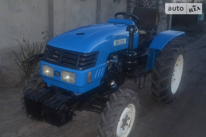 DongFeng 354 2007 года