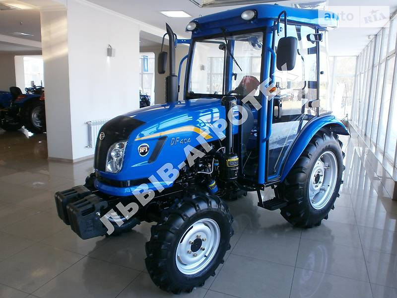 DongFeng DF-404 2017 года