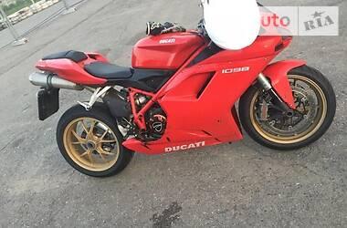 Ducati 1098 2008 в Ямполе