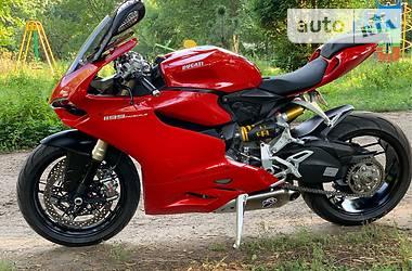 Ducati 1199 2015 в Львове