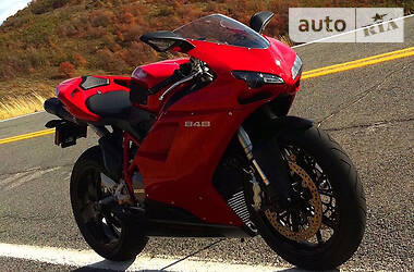 Ducati 848 2011 в Киеве