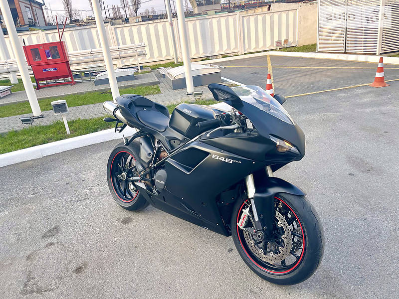 Спортбайк Ducati 848 2011 в Харкові