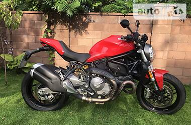 Ducati Monster 821 2014 в Ровно