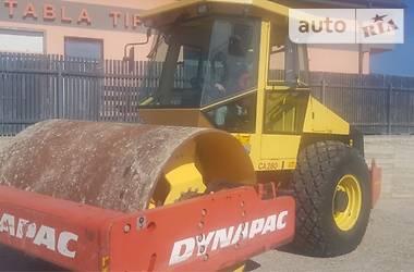Dynapac CA 2008 в Черновцах