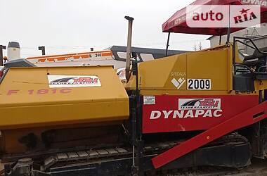 Dynapac F181C 2002 в Тернополе