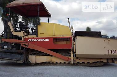 Dynapac F 2004 в Киеве