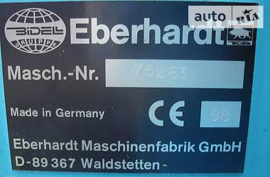 Eberhardt M 120 1998 в Черкассах