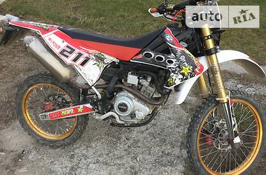Мотоцикл Внедорожный (Enduro) Fantic Caballero 2012 в Коломые