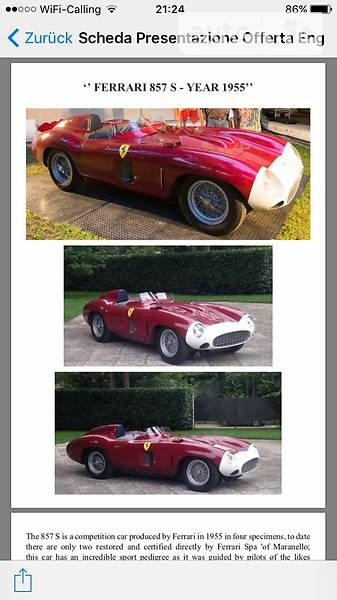 Ferrari LaFerrari 1955 року