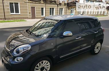 Fiat 500 L lounge