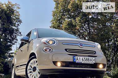 Fiat 500 L 2014 в Киеве