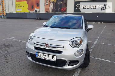 Fiat 500 X 2015 в Киеве