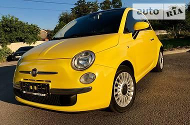 Fiat 500 2009 в Днепре