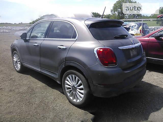 Fiat 500 2016 в Одессе