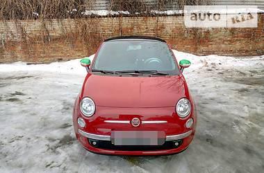 Fiat 500 2011 в Днепре