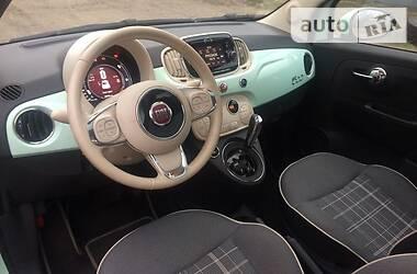 Fiat 500 2015 в Золотоноше