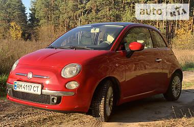 Fiat 500 2011 в Киеве
