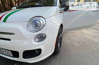 Хэтчбек Fiat 500 2015 в Николаеве