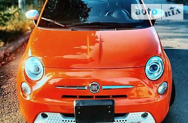 Fiat 500е 2015 в Ужгороде